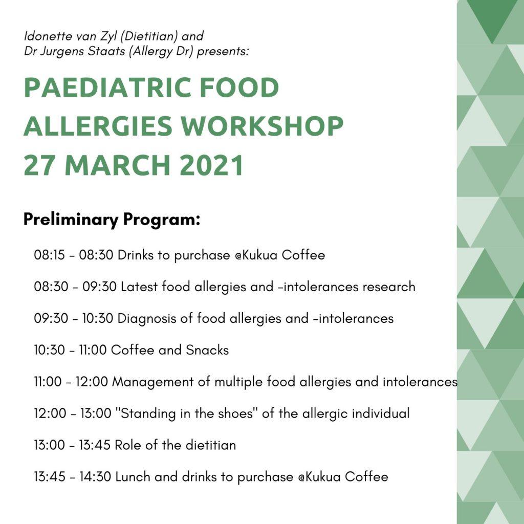 allergy workshop rachem wellness